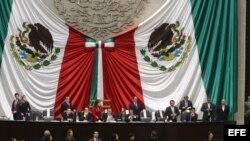 Diputados mexicanos. Foto Archivo