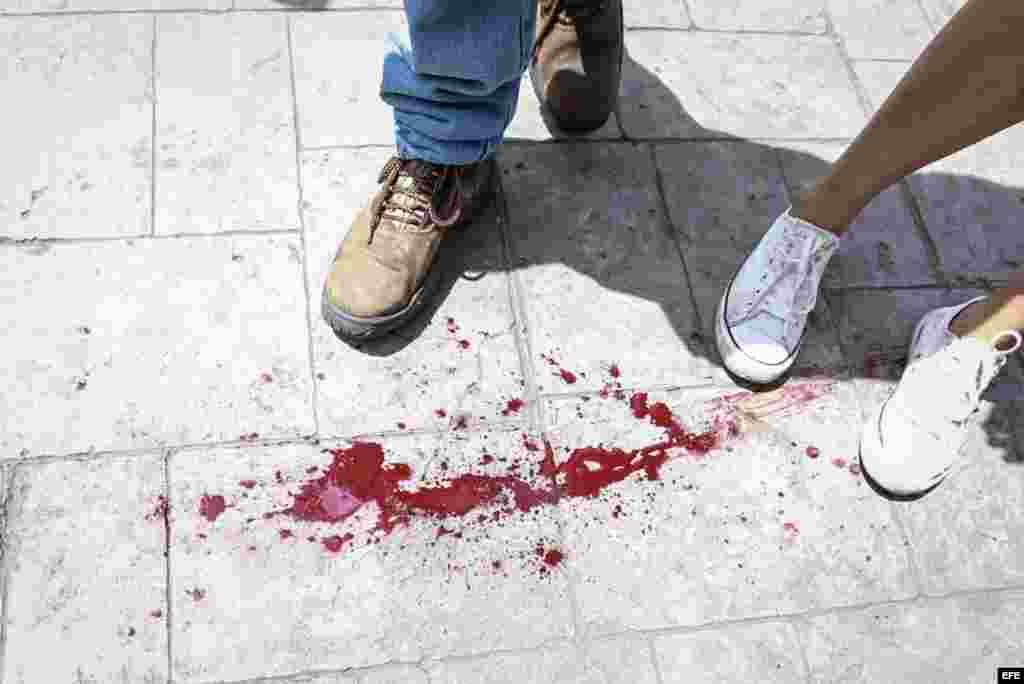 Dos muertos por disparos durante la consulta opositora en el oeste de Caracas
