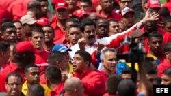 El teniente Marco Cortez era integrante de la escolta presidencial de Nicolás Maduro.