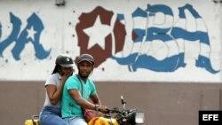 Calle de La Habana.