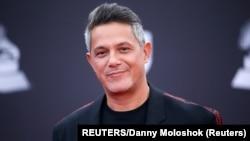 Alejandro Sanz. REUTERS/Danny Moloshok