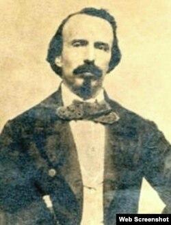 Carlos Manuel de Céspedes.