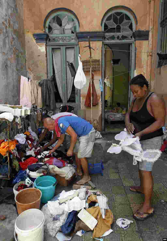 Graves daños tras el paso del huracán Irma por Cuba