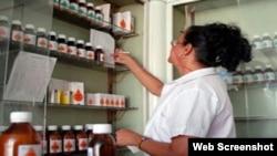Falta de medicamentos en Cuba afecta incluso a los hospitales