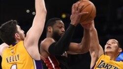 La NBA y su sorteo a primera plana!