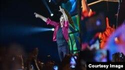 Reacciones desde la isla sobre el concierto de The Rolling Stones