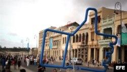 """Expo """"Detrás del Muro"""", uno de los acentos de la Bienal de La Habana"""