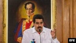 Nicolás Maduro promueve el independentismo en Puerto Rico.