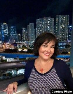 Ana Margarita Martínez demanda a Netflix por difamación. Foto tomada de su Face Book.