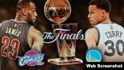 La Gran Final de la NBA: LeBron vs Curry