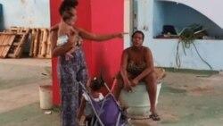 Ocupan un local del estado por falta de vivienda y solo reciben amenazas