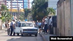 Cuba: dos parejas de opositores