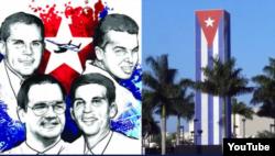 Asamblea de la Resistencia rinde tributo a Hermanos al Rescate
