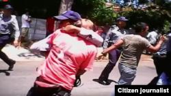 Reporta Cuba represion