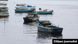 reporta cuba imagen del puerto de Habana foto cristianosxcuba