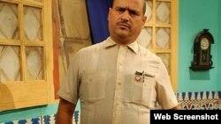 El humorista Andy Vázquez en su personaje de Facundo. (Change.org)