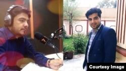 Dos de los periodistas asesinados en Kabul, Sabawoon Kakar (izq.) y Abadullah Hananzai, trabajaban para la BBG.