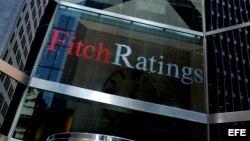 Oficinas de Fitch Ratings en Nueva York.