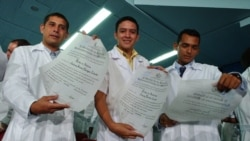 Cuba reduce el número de becas para estudiantes extranjeros