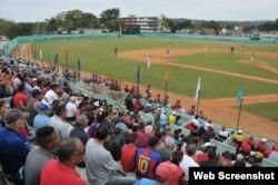 Estadios cubanos