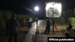 """""""¿Eres tú, papá?"""", filme de horror hecho en Cuba excluido delFestival de Cine de La Habana"""
