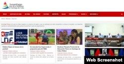 El telecentro de Santiago de Cuba no reparó este fin de semana en la noticia de la importante victoria de Guillermo Rigondeaux.