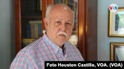 Norman Caldera, excanciller de Nicaragua