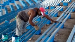 Cuba se maquilla para recibir a Obama