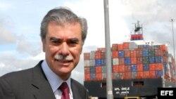 El exsecretario de Comercio de EE.UU., Carlos Gutiérrez.
