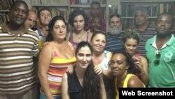 TwitPic de Yoani Sanchez Taller de Redes en Cuba en HablemosPress