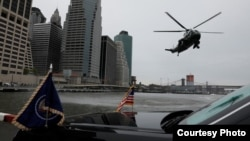 Trump en New York