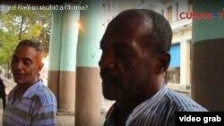 Cubanet recogió opiniones de los cubanos sobre por qué Raúl Castro no fue a recibir al presidente Obama.
