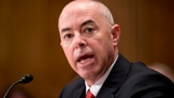 Alejandro Mayorkas, secretario de Seguridad Nacional de Estados Unidos. (AP/J. Scott Applewhite).