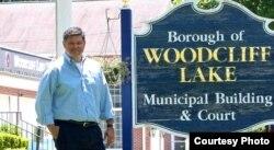 Carlos Rendo, alcalde Woodcliff Lake, NJ, aspirante a la vicegobernación del estado.