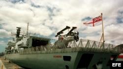 Real Armada inglesa.