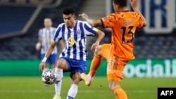 FC Porto contra Juventus, en el Estadio do Dragao, Porto, Portugal. REUTERS/Pedro Nunes