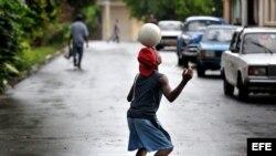 FIFA resalta apoyo a desarrollo del fútbol en países como Cuba
