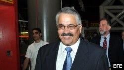 ARCHIVO.El embajador de Cuba en México Dagoberto Rodríguez.