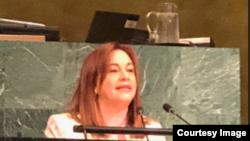 Maria Fernanda Espinosa nueva presidenta de la ONU