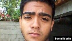 Jairo Ortiz, joven universitario venezolano fallecido por un disparo en una manifestación la noche del 6 de abril de 2017. FOTO Tomada de las Redes sociales.