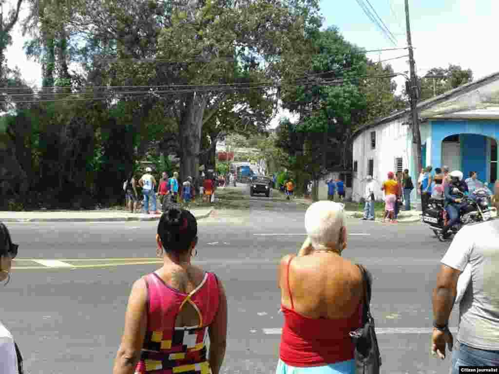 Dos obreros muertos murieron electrocutados en San Francisco de Paula por negligencia de la Empresa de Saneamiento de Aguas de La Habana, según el reportero independiente Steve Maikel Pardo.