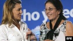 Entregan primera edición del Premio Oswaldo Payá por la Defensa de la Democracia y los Derechos Huma