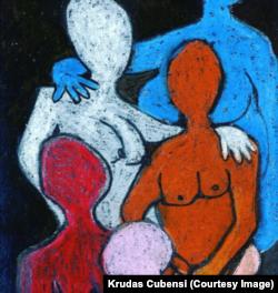 Arte de Las Krudas en VoxFem