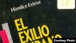 Libro de la Dr. Himilce Estévez sobre el exilio cubano en Puerto Rico