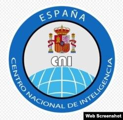 Logotipo del Centro Nacional de Inteligencia de España.
