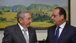 Activistas Lorenzo Muller y Jacobo Machover opinan desde París sobre visita de Raúl Castro