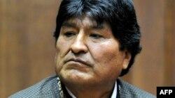 El ex mandatario boliviano, Evo Morales.