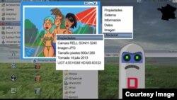 Geotapping es uno de los temas de seguridad informática explicados en el corto audiovisual.