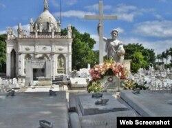Cementerios en Cuba