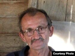 El holguinero Raúl Barnet Redonda, de 53 años.